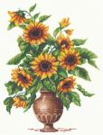 """Набор для вышивания """"Солнечные цветы"""""""