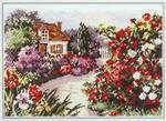 """Набор для вышивания """"Цветущий сад"""""""