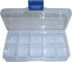 Коробочка для бисера пластик 10 ячеек