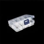 Контейнер для бисера пластик 8 ячеек