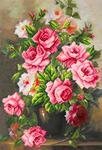 """Набор для вышивания """"Розовая элегия"""""""