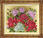 "Набор для вышивания ""Аромат роз"""