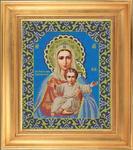 """Набор для вышивания Икона Божией Матери """"Леушинская"""""""