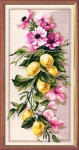 """Набор для вышивания """"Лимонная ветвь"""""""