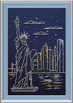 """Набор для вышивания """"Нью-Йорк"""""""