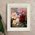 """Набор для вышивания """"Цветы в вазе"""""""