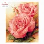 """Набор для вышивания """"Чайные розы"""" по картине И.Левашова"""