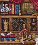 "Набор для вышивания ""Натюрморт с шахматами"""