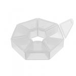 Коробка для бисера и страз пластик (7 ячеек)