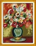 """Набор для вышивания """"Великолепная ваза"""""""
