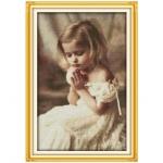 """Набор для вышивания """"Молитва девочки"""""""