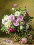 """Набор для вышивания """"Благородные розы"""""""