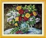 """Набор для вышивания """"Прекрасная ваза"""""""