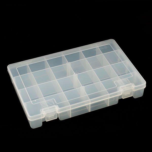 Контейнер для мелочей  24 ячейки, размер 27х17,5х4см