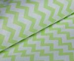 Ткань хлопок Зиг-Заг 1692, 125г/м², 100% хлопок, цв. 01 салатовый, упаковка 3 метра при ширине 150 с