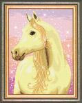 "Канва с рисунком ""Лошадь"""