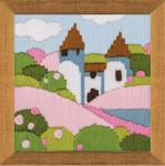 "Набор для вышивания ""Розовый сад"""