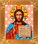 """Ткань с рисунком Икона """"Господь Вседержитель"""""""