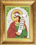"""Ткань с рисунком """"Св Даниил"""""""