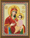 """Набор для вышивания Икона """"Богородица Скоропослушница"""""""