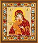 """Набор для вышивания Икона """"Богородица Владимирская"""""""