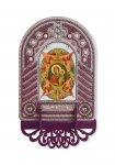 """Набор для вышивания Икона """"Богородица Неопалимая Купина"""""""
