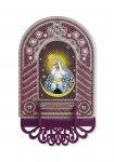 """Набор для вышивания Икона """"Богородица Остробрамская"""""""