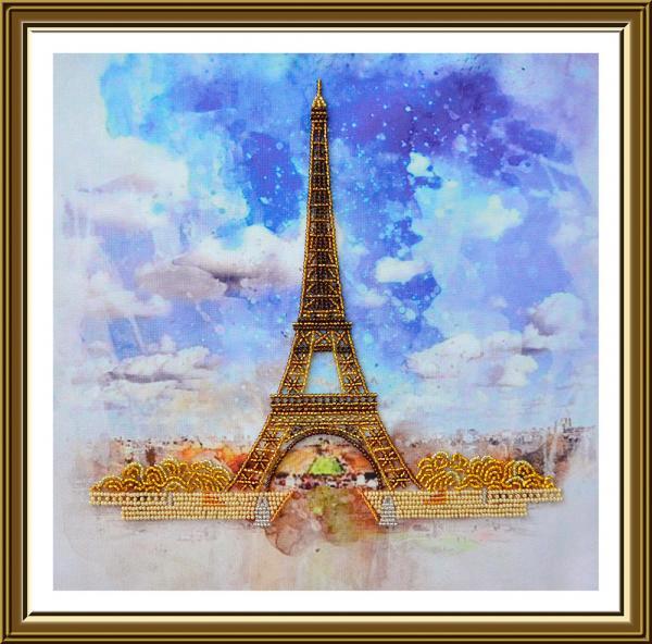 "Набор для вышивания ""Символ Парижа"""