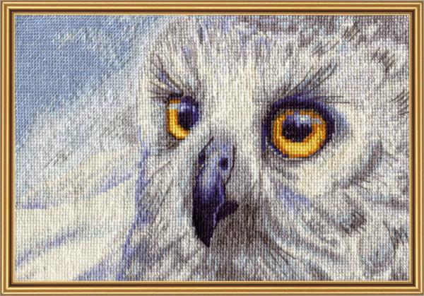 """Набор для вышивания """"Полярная сова"""""""