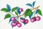 "Канва с рисунком ""Вишневый сад"""