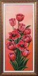 """Набор для вышивания """"Вдохновение Тюльпаны"""""""