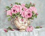 """Набор для вышивания """"Розовые розы"""""""