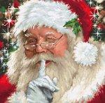 "Набор для вышивания ""Санта"""