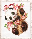 """Набор для вышивания """"Панда"""""""