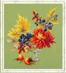 """Набор для вышивания """"Осенний букетик"""""""
