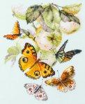 """Набор для вышивания """"Бабочки на яблоне"""""""