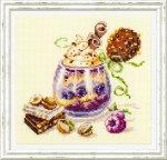 """Набор для вышивания """"Шоколадный десерт"""""""