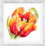 """Набор для вышивания """"Красный тюльпан"""""""