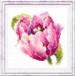 """Набор для вышивания """"Розовый тюльпан"""""""