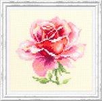 """Набор для вышивания """"Розовая роза"""""""