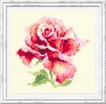 """Набор для вышивания """"Прекрасная роза"""""""