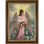 """Ткань с рисунком """"В руках ангела"""""""