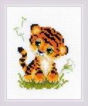 """Набор для вышивания """"Крошка Тигр"""""""