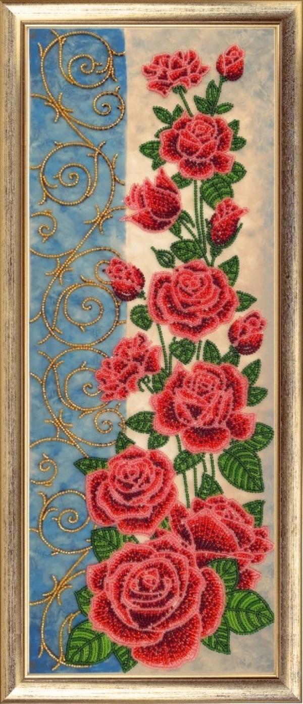 """Набор для вышивания """"Панно с розами"""""""