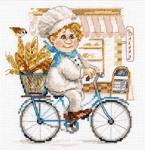 """Набор для вышивания """"Пекарь"""""""
