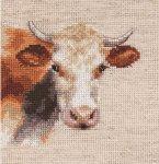 """Набор для вышивания """"Корова"""""""