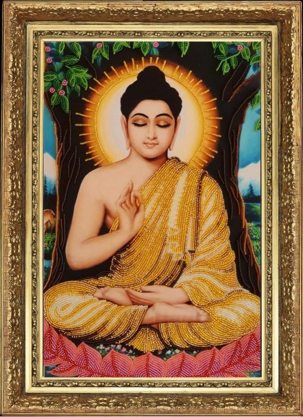 """Набор для вышивания """"Будда"""""""