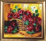 """Набор для вышивания """"Солнечные розы"""""""