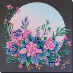 """Набор для вышивания """"Лунные цветы"""""""