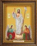 """Алмазная мозаика """"Икона Воскресение Христово"""""""